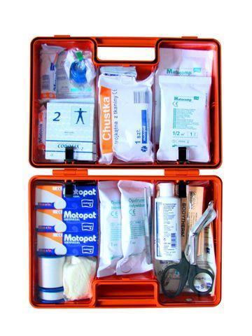 Zestaw pierwszej pomocy – typ  A