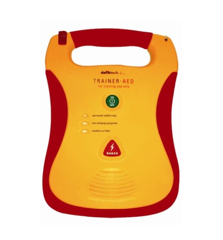 Defibrylator AED Lifeline szkoleniowy
