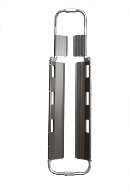 Nosze podbierakowe aluminiowe WSX E4 srebrne