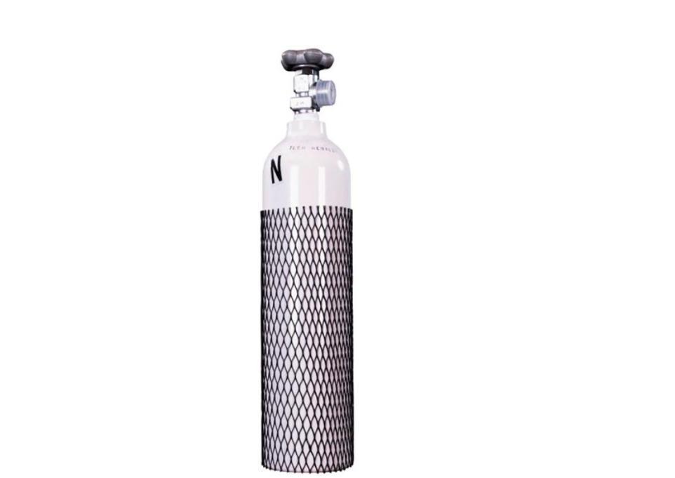 Butla 1,0 l LUXFER aluminiowa
