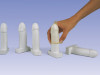 Modele do nauki zakładania prezerwatyw – zestaw