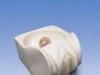 Żeński model do nauki zakładania prezerwatyw