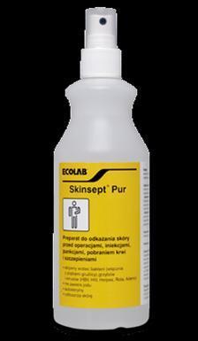 Płyn do dezynfekcji skóry z atomizerem 350 ml