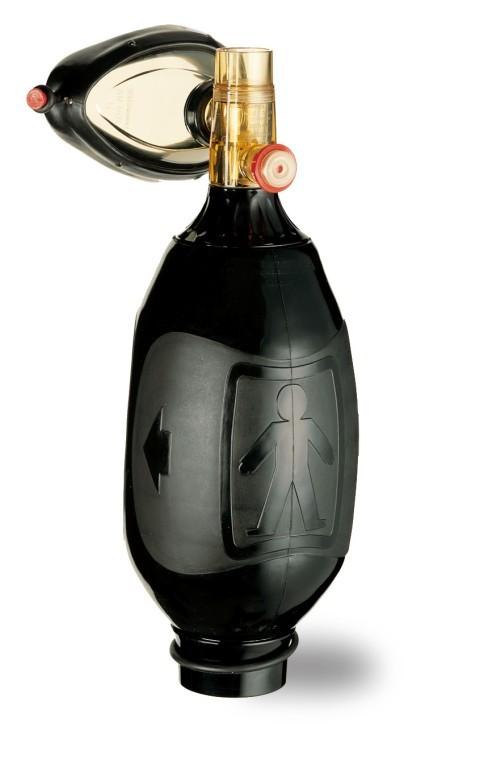Combibag worek samorozprężalny z maską nr 5