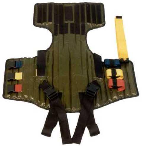 Kamizelka KED z wkładem pływającym i kamizelką ratunkową