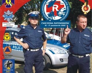 IV Międzynarodowe Ćwiczenia Zespołów Ratowniczych MEDLINE'2010 w Międzyrzeczu