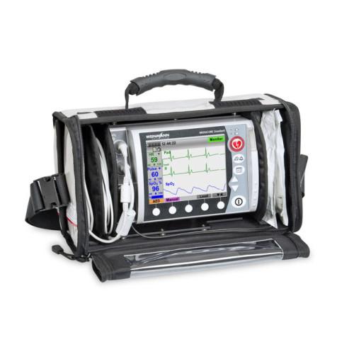 Defibrylator Meducore Standard Advanced w torbie transportowej