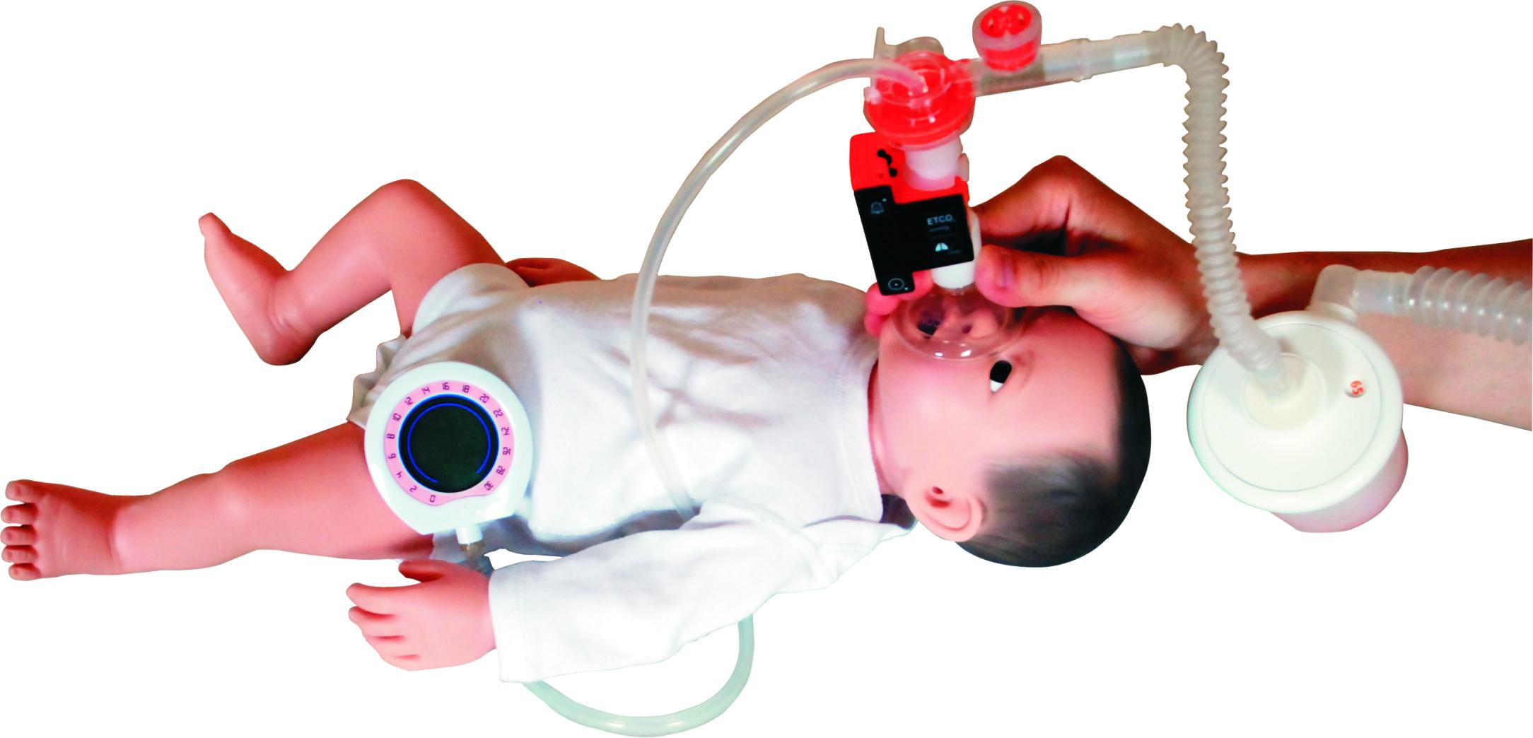 Worek samorozprężalny dla noworodków nVCM jednorazowy