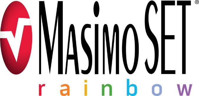 Masimo ROOT współpracujące z pulsoksymetrem Masimo Radical-7