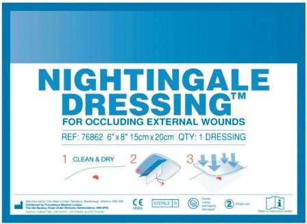 Opatrunek okluzyjny Nightingale Dressing