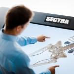 Stół wizualizacyjny anatomiczny F14 Sectra Table