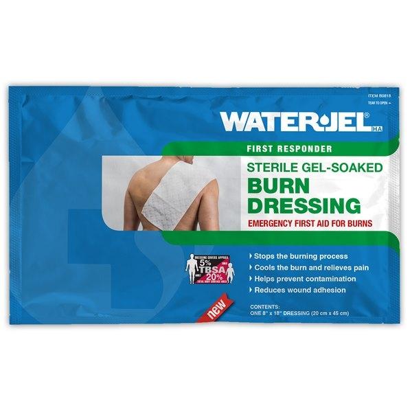 Opatrunek hydrożelowy Water Jel 20x45cm – PLECY  BRZUCH