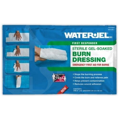 Opatrunek Hydrożelowy Water Jel 20x55cm – PALCE