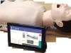 Zaawansowany ewaluacyjny fantom do intubacji (z tabletem)