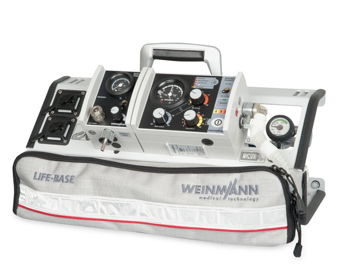 Respirator MEDUMAT Standard A  na LIFE BASE Mini II
