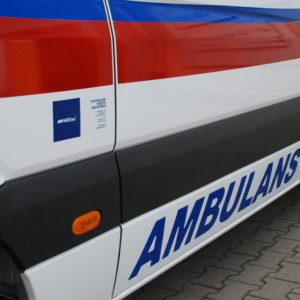 Pogotowie Zielona Góra ma 2 nowe Ambulanse
