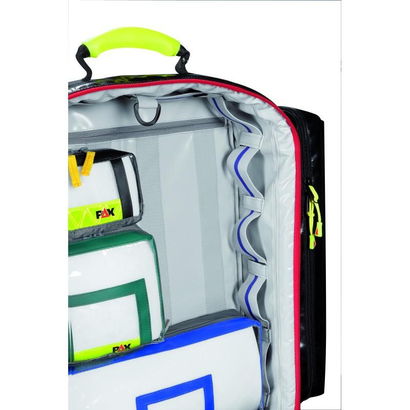 Plecak medyczny Wasserkuppe L-ST-FT2 Pax-Plan, czerwony