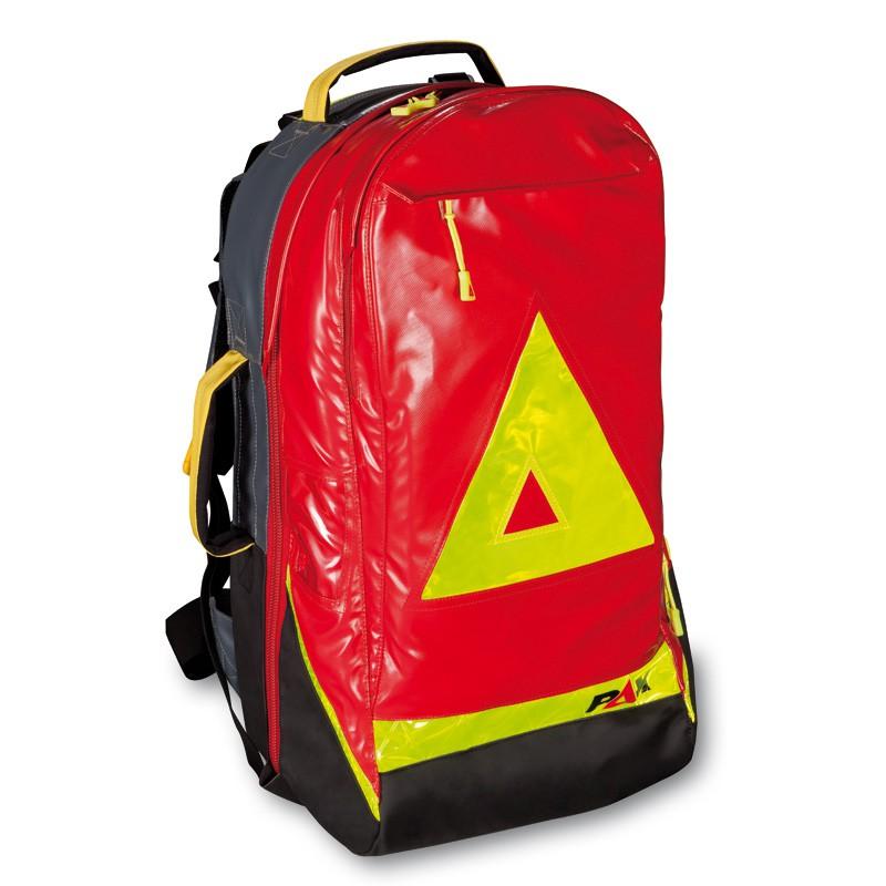 Górski plecak ratunkowy, roz.M, Pax – Tec, czerwony