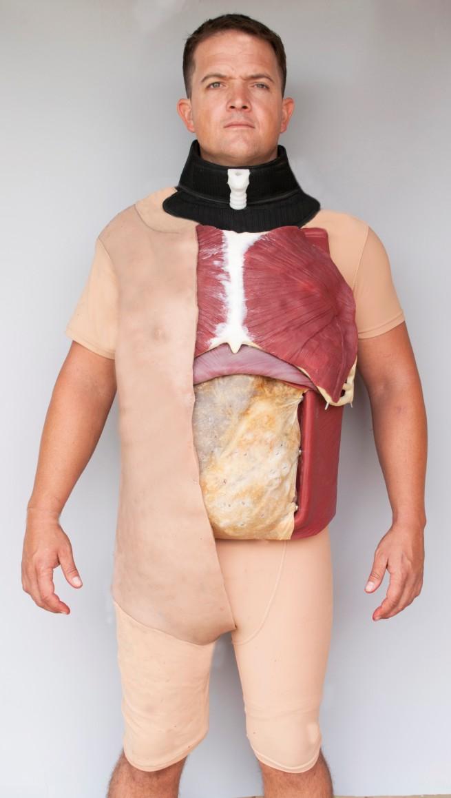 Cut Suit – wersja chirurgiczna