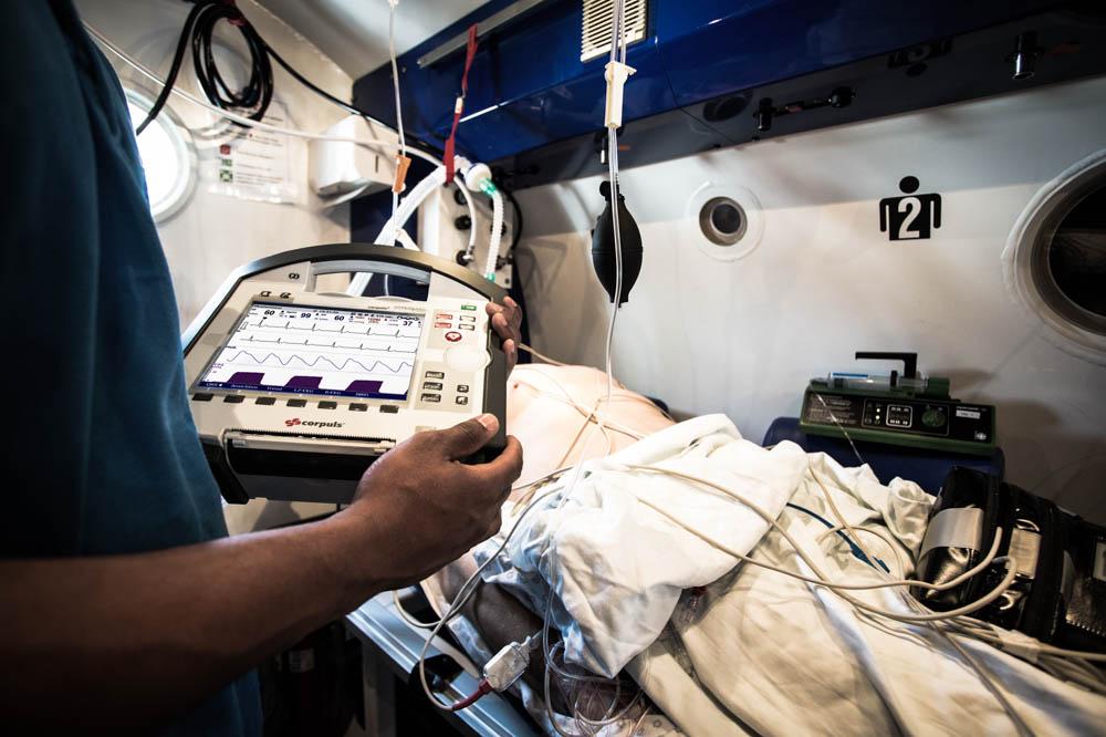 Defibrylator Corpuls 3