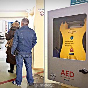 Lifeline AED po raz kolejny ratuje życie.