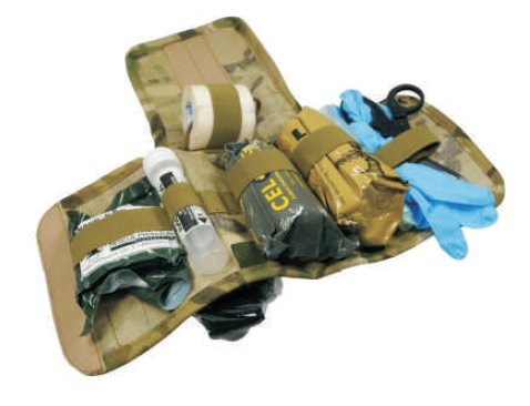 Indywidualny pakiet medyczny żołnierza IPMED