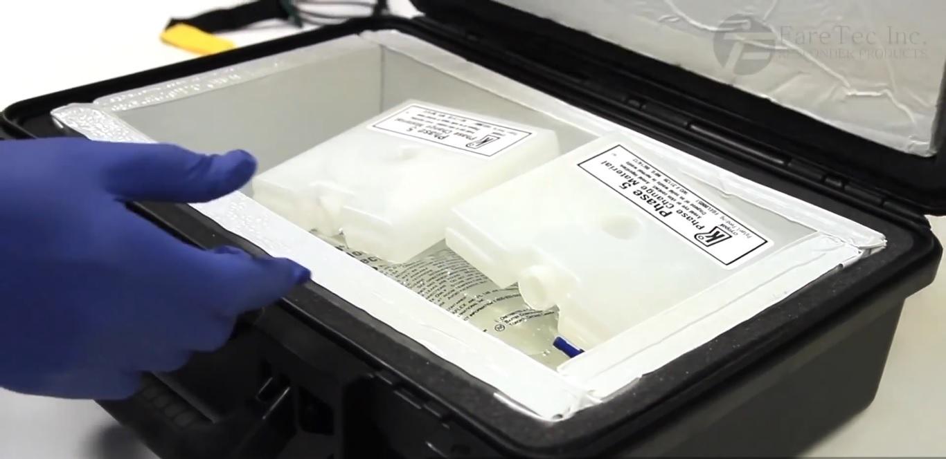 Skrzynie izotermiczne LifeBox50