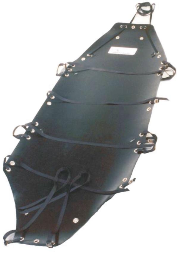 Nosze rolowane RS-100 z materacem próżniowym