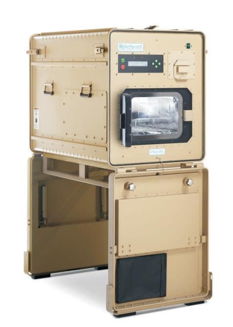 Sterylizator polowy Sterilucent PSD-85