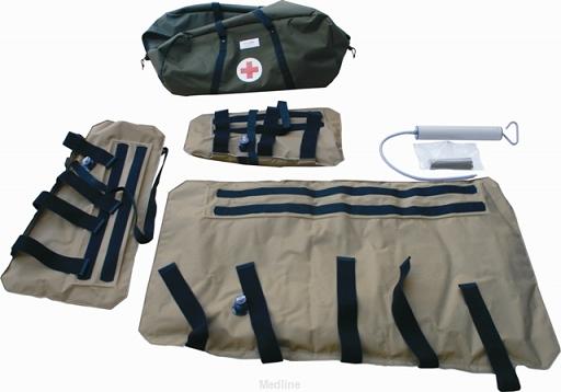 Zestaw szyn próżniowych VAKUFORM w wersji militarnej