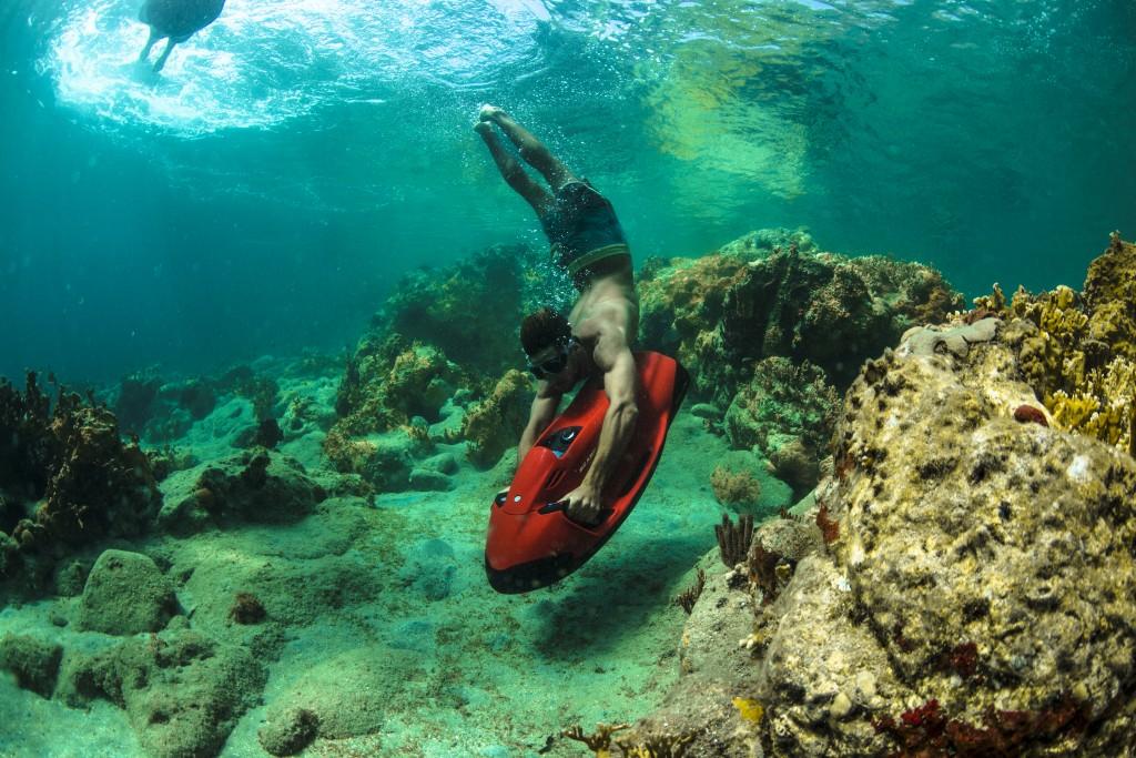 Seabob – wodna jednostka ratownicza