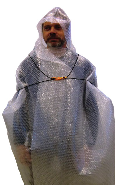 Ponczo termiczne LESS