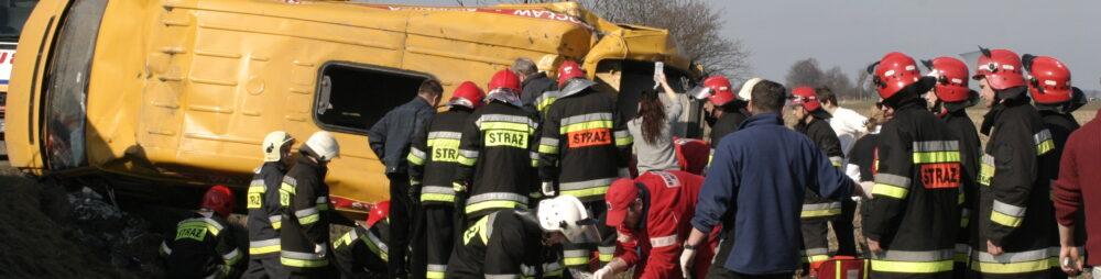 Sprzęt ratownictwa medycznego dla OSP