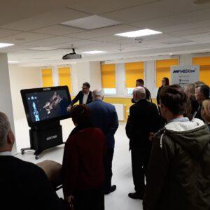 Otwarcie Centrum Symulacji Medycznej na Uniewrsytecie Medycznym w Łodzi