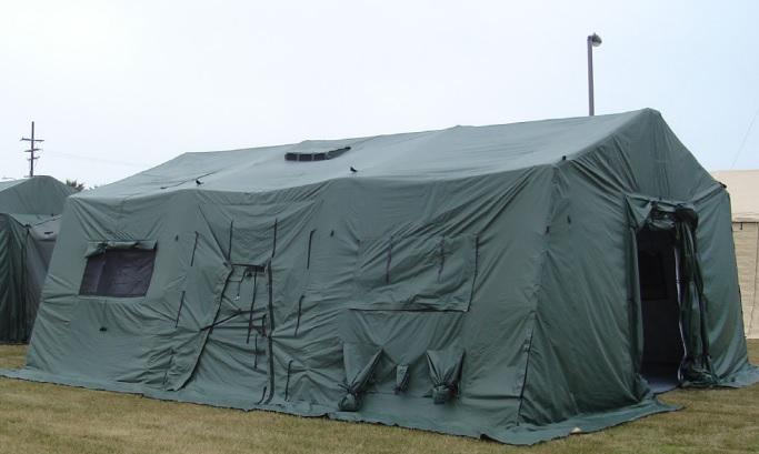 Namioty wojskowe RDS